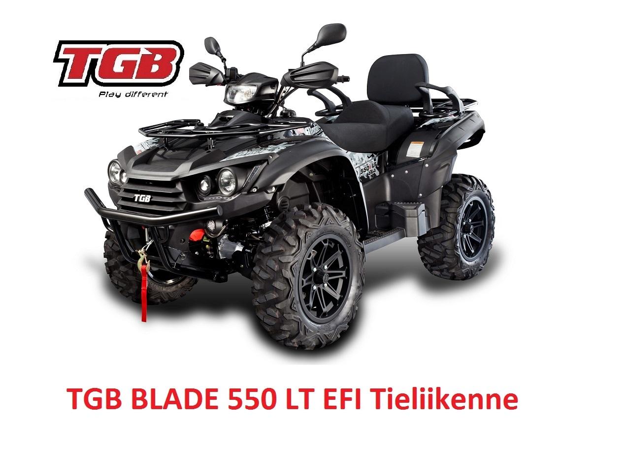 TGB Blade 550 LT EFI pitkämalli Maasto / Tieliikenne mönkijä