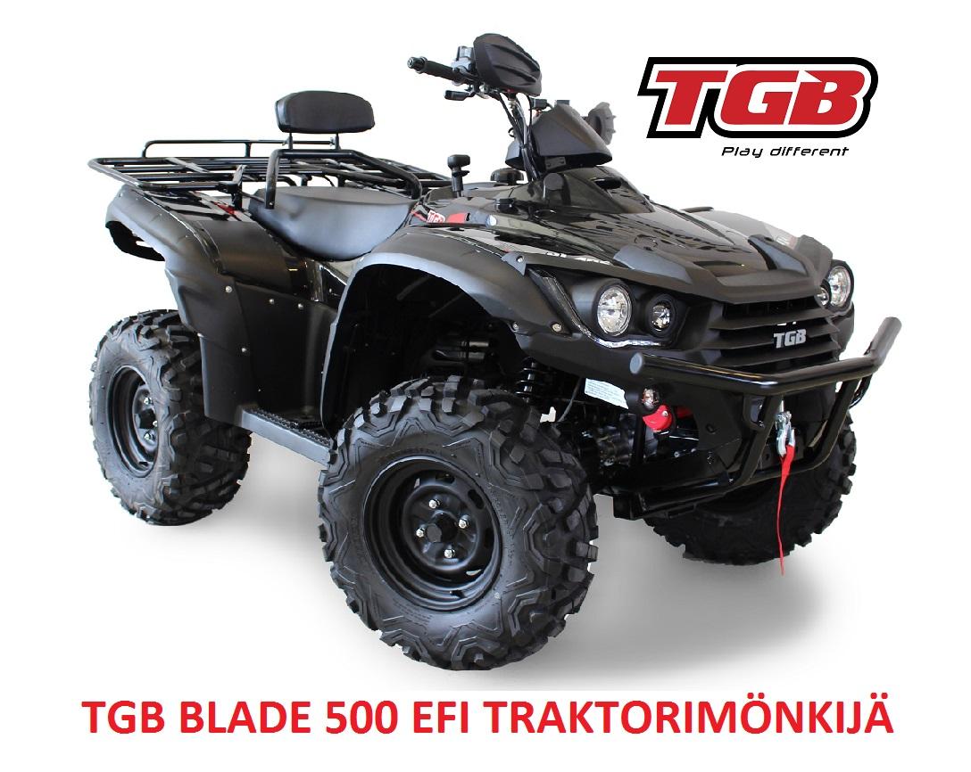 TGB 500 EFI Traktorimönkijä