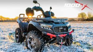 TGB 1000 V-Twin EPS PRO LTX Traktorimönkijä 11990€