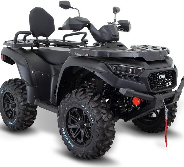 600 LTX LED Traktorimönkijä