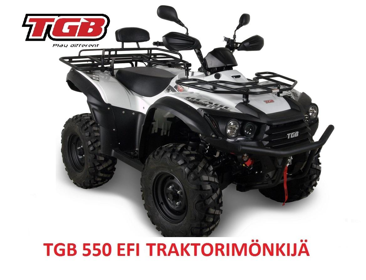 TGB 550 EFI Traktorimönkijä