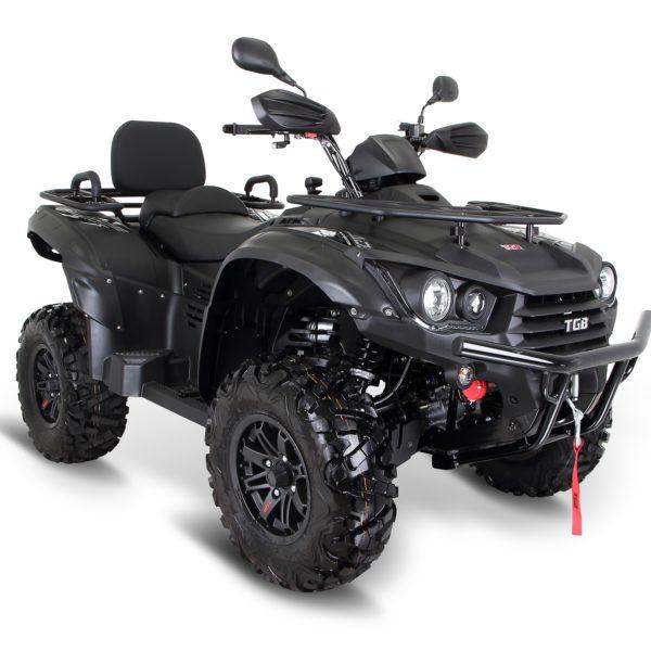 550 MAX EFI EPS Traktorimönkijä