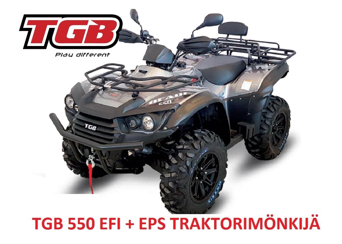 TGB 550 EFI + EPS Traktorimönkijä